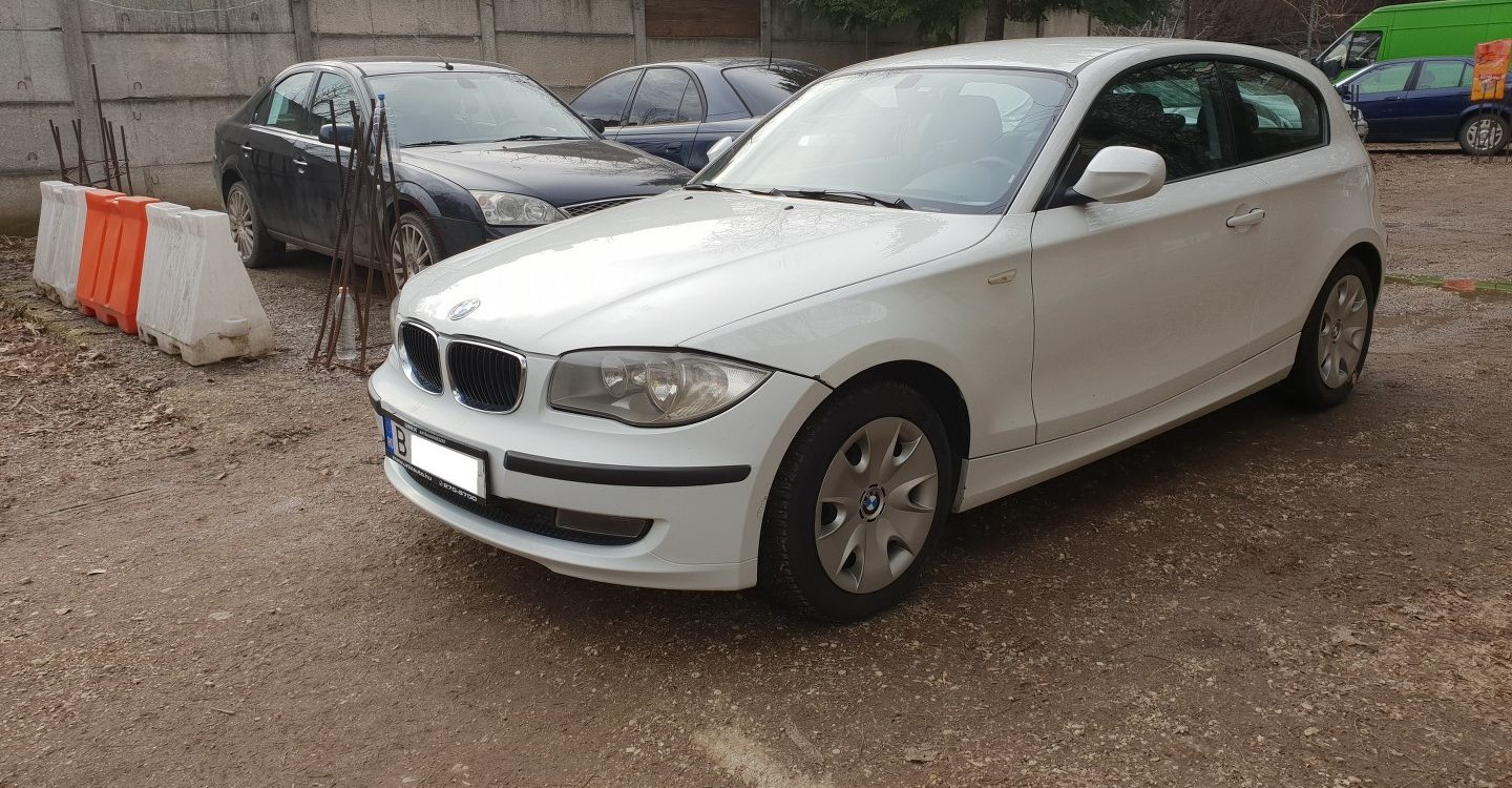 BMW 116i EfficientDynamics